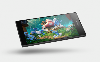 Introducing Xperia L1 – a stylish smartphone, with an impressive display and smooth performance